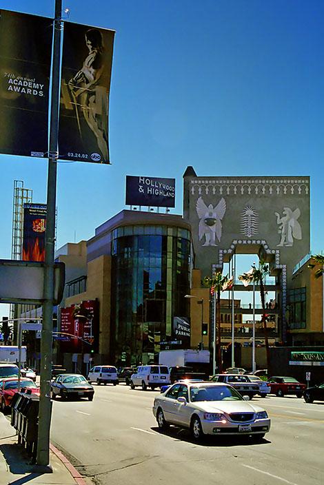 North Highland Avenue, West Hollywood