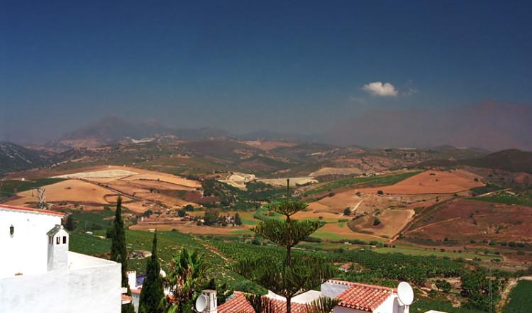 Manilva Valley, Spain