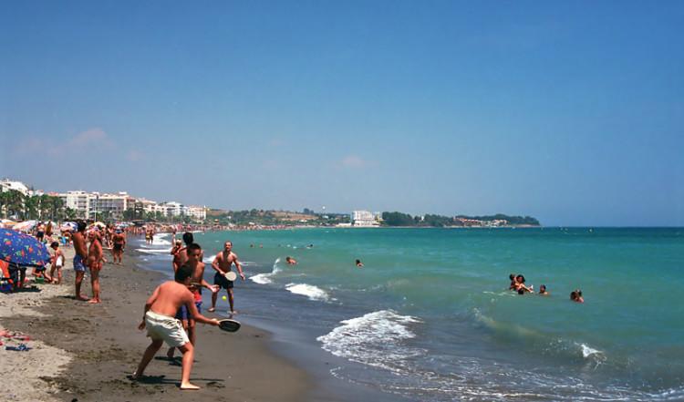 Estepona Beach 2002