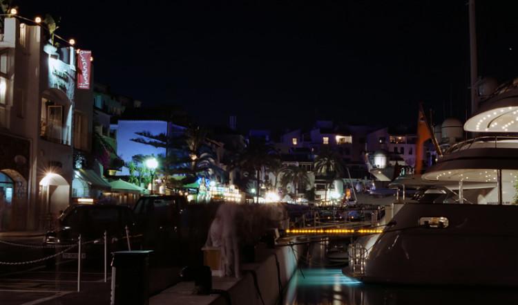 Puerto Banus Evening