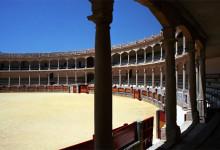 Ronda bullfighting ring