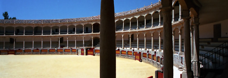 Ronda bullfighting ring