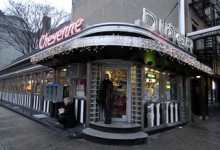 Cheyennes Diner, New York City