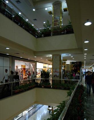 Shopping på Ibirapuera