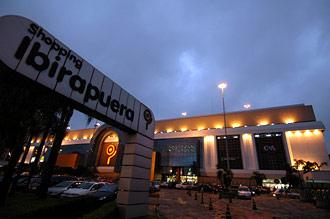 Ibirapuera shoppingcenter