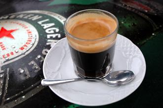 En riktigt god cafe solo