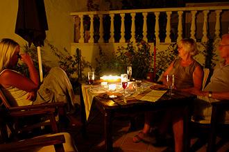 En härlig Spanien-kväll