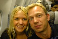 Ombord på Qatars flight mot Qatar