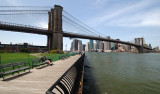 Brooklyn och Manhattan