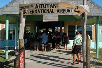 Aitutaki flygplats