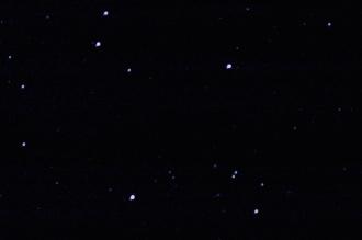 Stjärnklar himmel