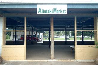 Aitutaki Market