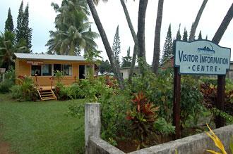 Visitor Information Centre, Aitutaki