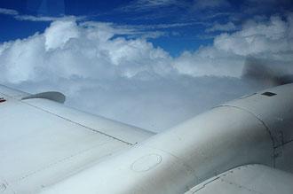 Flygresa mellan Aitutaki och Atiu