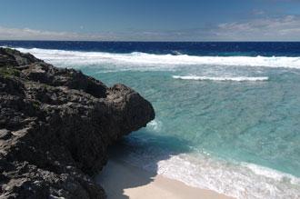Havsvy - Atiu, Cook öarna