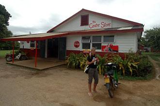 Affär - Atiu, Cook öarna