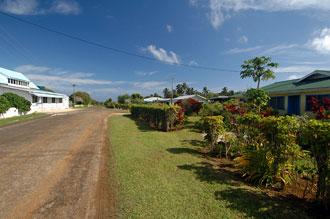 Gatuvy - Atiu, Cook öarna