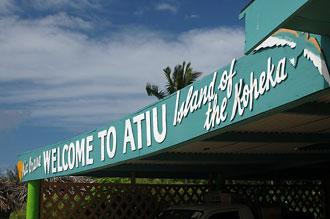 Atiu flygplats