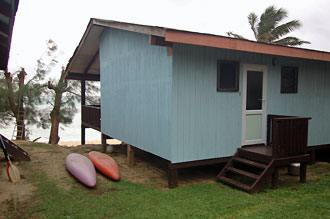 Tianas beach villas, Rarotonga - Cook öarna