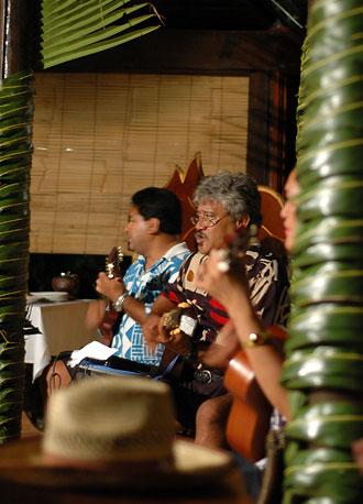 Restaurang, Rarotonga - Cook öarna