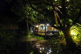 Pacific Resort omgivning, Rarotonga - Cook öarna