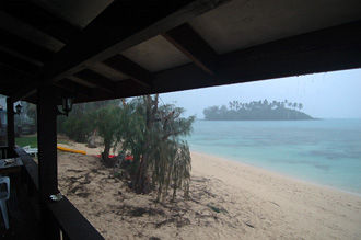 Regnig morgon