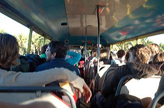 Bussresa till Nadi hamn