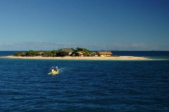 Bounty Island, första stoppet