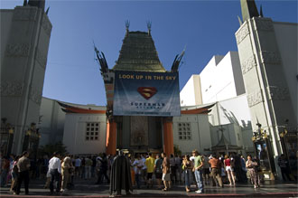 Manns Chinese Theatre, Los Angeles