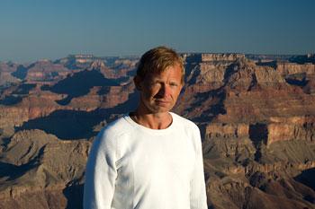 Gryning, klockan 06.10, Grand Canyon