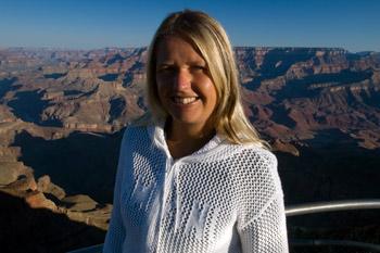 Anki, klockan 06.29, Grand Canyon