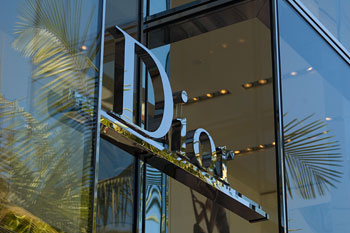 Dior, Rodeo Drive, Los Angeles