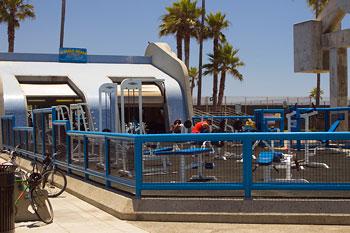Muscle Beach, Venice beach, Los Angeles
