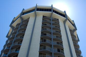 Hotel Angeleno exterior, Los Angeles