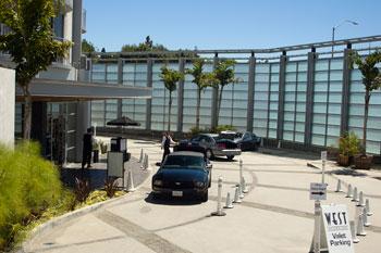 Hotel Angeleno entre, Los Angeles
