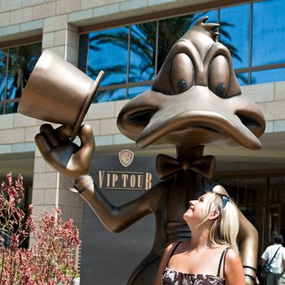 Warner Brothers VIP Tour, Los Angeles