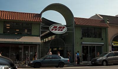 MI, Hollywood, Los Angeles