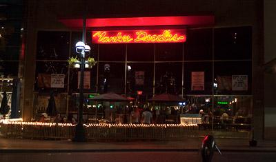 Yankee Doodles, Santa Monica, Los Angeles