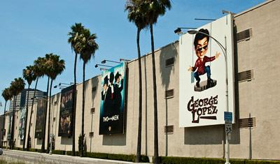 Warner Brothers, Los Angeles