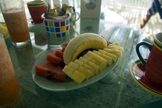 Frukost, Baan Koh Mak, Koh Mak