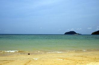 Ao Kao Strand, Koh Mak