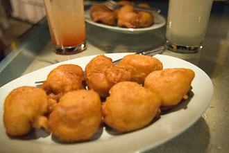 Dessert, Baan Koh Mak, Koh Mak