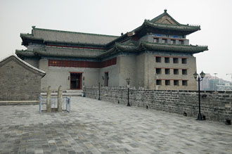 The Dongbianmen Watchtower/Southeast Corner Watchtower, Beijing