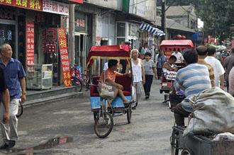 Bland hutonger i Beijing