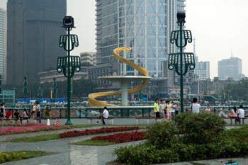 Peoples Park, Chengdu