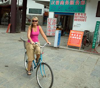Cykelhyra
