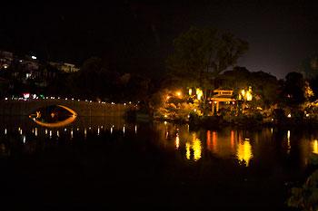 Yangshou by night