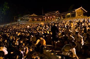 The LiJang Natural Landscape Theatre, Yangshuo