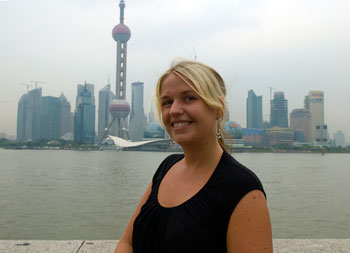 Anki i Shanghai