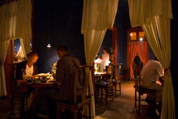 Lan na thai restaurant, Shanghai